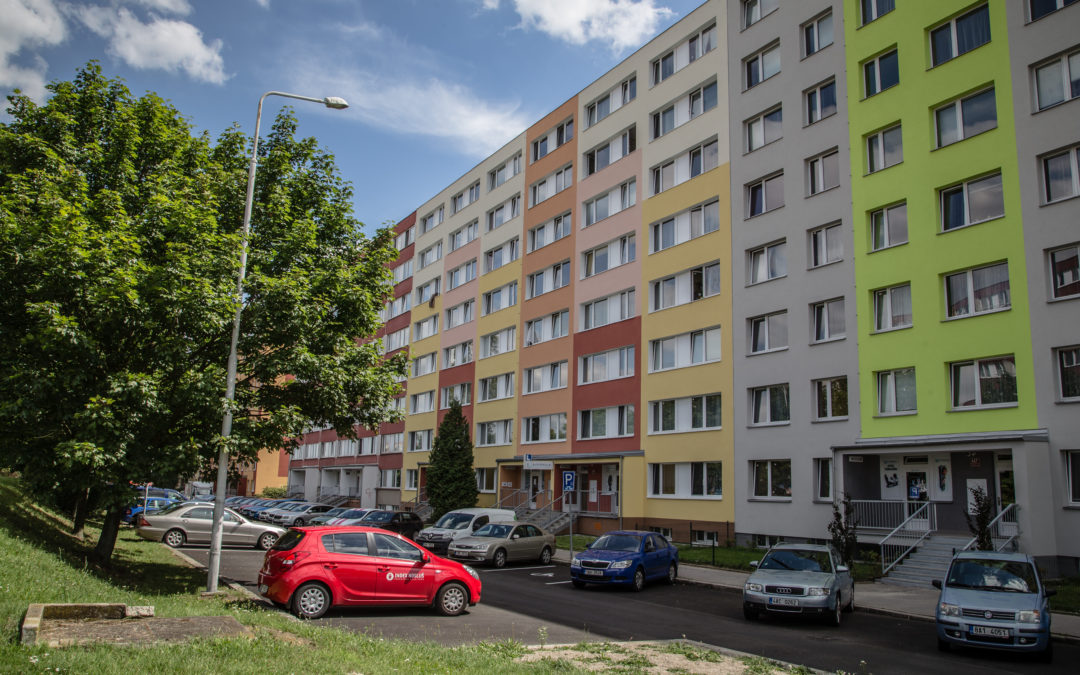 Bytový dům Livornská, Praha