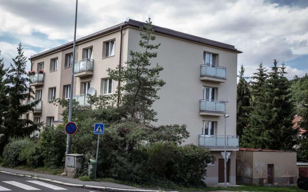 Bytový dům Gončarenkova, Praha