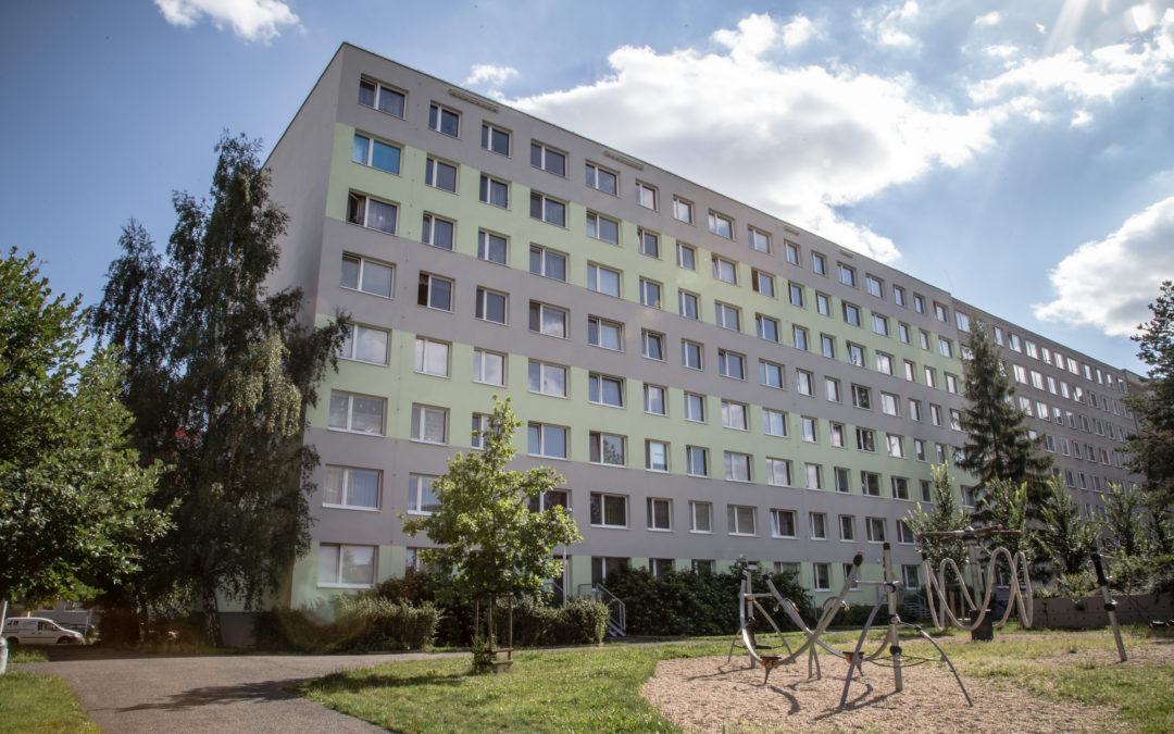 Bytový dům Fantova, Praha