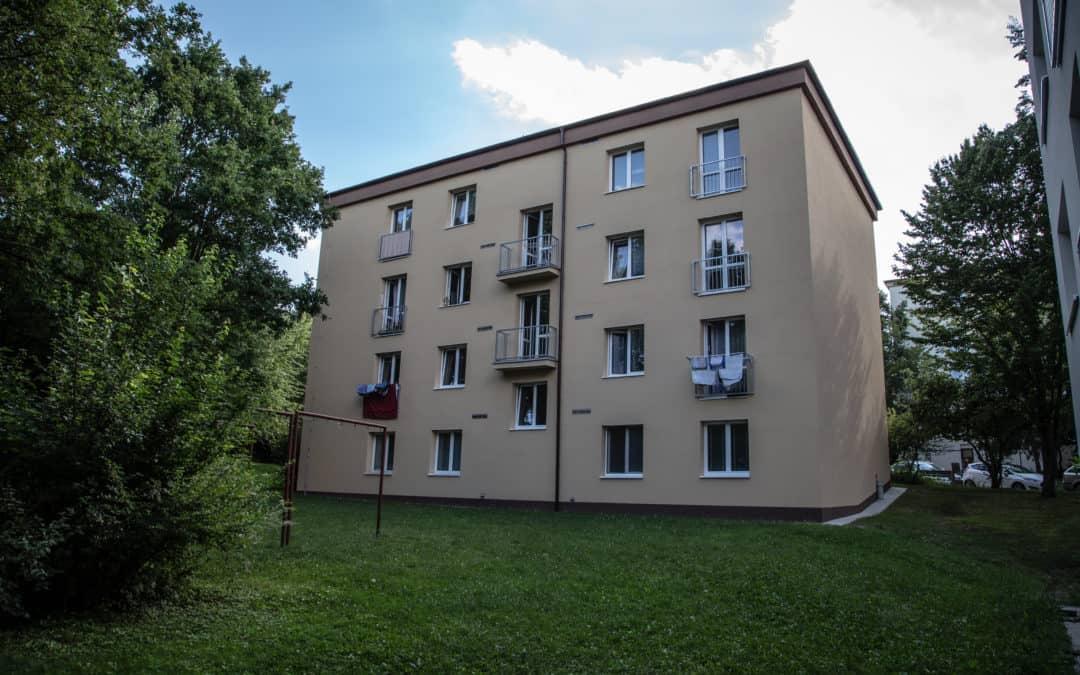 Bytový dům Šumberova, Praha